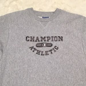 557ad218 Champion Shirts & Tops - Vintage Champion Boys 18-20 3/4 Sleeve Sweatshirt